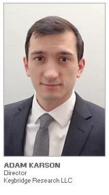 Adam Karson - Director - Keybridge Research LLC