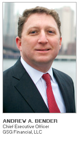 Photo of Andrew A. Bender - Chief Executive Officer - GSG Financial LLC