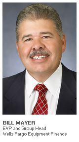 Photo of Bill Mayer - EVP and Group Head - Wells Fargo Equipment Finance