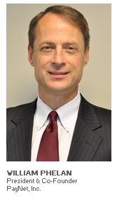 Photo of William Phelan - President - PayNet, Inc.