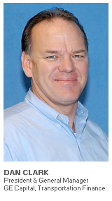 Photo of Dan Clark - President & General Manager - GE Capital Transportation Finance