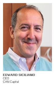 Photo of Edward Siciliano - CEO - CAN Capital