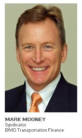 Photo of Mark Mooney - Managing Director - BMO Transportation Finance