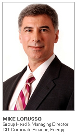 Photo of Mike Lorusso - Group Head & Managing Director - CIT Corporate Finance Energy