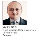 Photo of Vijay Negi - Vice President, Solution Architect – Asset Finance - Genpact