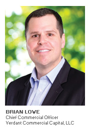 Equipment Finance article with Brian Lowe - Chief Commercial Officer - Verdant Commercial Capital, LLC