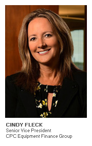 Photo of Cindy Fleck - Senior Vice President - CPC Equipment Finance Group