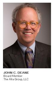 Photo of John C. Deane - Board Member - The Alta Group, LLC