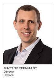 Equipment Finance Blog with Matt Tepfenhart - Director - Riveron